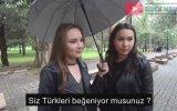 Kırgızlara Türkleri Seviyor Musunuz Diye Sormak