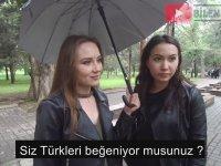 Kırgızlara Türkleri Seviyor Musunuz? Diye Sormak