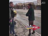 Rusya'nın Dağlısı Travestiyle Karşılaşırsa - Rusya