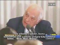 Tarihçi Bernard Lewis - Sözde Ermeni Soykırımı