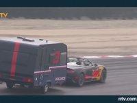 Formula 1 Pilotları Karavan Çekerse
