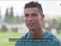 Cristiano Ronaldo'nun Mohamed Salah Hakkında Söyledikleri