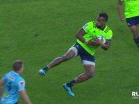 Rugby Maçında Ölümcül Tekmenin Atılması