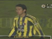 Fenerbahçe 7-0 Kayserispor (2005)