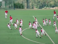 55 Çocuk vs 5 Monacolu Futbolcu