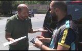 UBER Sürücüsü ile Sivil Trafik Ekipleri Arasında İlginç Diyalog