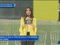 Mazbata Töreninde Zor Anlar Yaşayan FB TV Spikeri Dilay Kemer