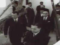 Celal Bayar'ın Turgut Reis Türbesi Ziyareti (1958)