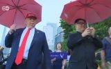 Trump ve Kim Jong Un'un Bir Araya Gelmesi