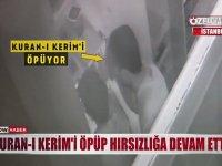 Kuran-ı Kerim'i Öpüp Hırsızlık Yapmak
