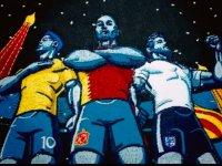 2018 Dünya Kupasına Özel Halı Kokan Reklam