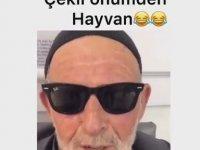 Rayban Gözlük Takan Hacı Abi