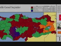Türkiye'de Genel Seçimlerin Harita Üstünden Görünümü (1946-2015)