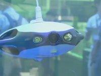 Balık Tutmak İçin Geliştiren Drone - Power Dolphin