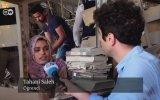 IŞİD'in Yıktığı Kütüphanedeki Kitapların Kurtarılması  DW Türkçe