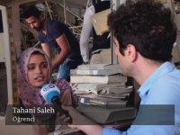 IŞİD'in Yıktığı Kütüphanedeki Kitapların Kurtarılması - DW Türkçe