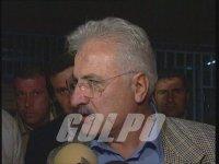 Galatasaray 1-2 Ankaragücü - Şampiyonluğu Kaybettiren Maç (2001)