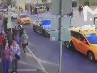 Rusya'daki Taksici Dehşeti