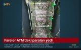 ATM'deki Parayı Yiyen Fareler  Hindistan