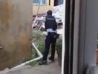 Polise Çatışma Sırasında Akıl Vermek