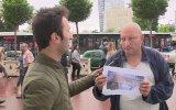 Taksim Delisi Cenk  24 Haziran'da Ortalık Karışacak