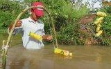 İki Kardeşin Kıvrak Balık Avlama Yöntemi