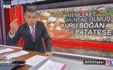 Soğan ve Patates Fiyatlarının Dolar'ı Geçmesi