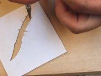 Çividen Sanat Yaratmak