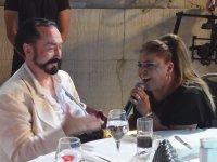 Kibariye'nin Şarkıları ile Adnan Oktar'ı Mest Etmesi