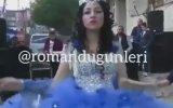 Renk Değiştiren Gelinlik ile Roman Düğünü
