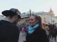 Rus Kızlarını Etkileyen Azerbaycanlı