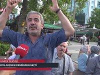 Trabzon'da Aniden Coşan Seçmen