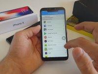Bol Atmasyonlu Çakma iPhone X İncelemesi