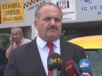 Turisti Aracından Atan Taksi Şoförünün Meslekten Men Edilmesi