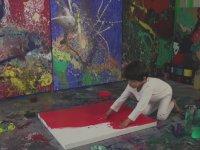 4 Yaşındaki Sanat Dehası Ressam Çocuk