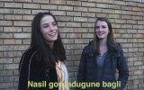 Amerikalı Kızlara Türk Erkeklerini ve Ünlüleri Sormak