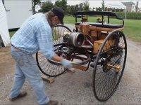 1886 Model Mercedes-Benz