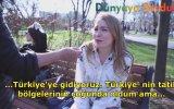 Türkiye'de En Sevdiğiniz Şey  Rusya