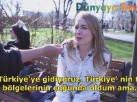 Türkiye'de En Sevdiğiniz Şey - Rusya