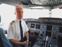 45 Yıllık THY Pilotunun Gökyüzüne Veda Etmesi