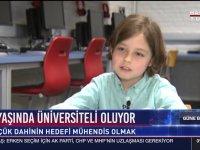 8 Yaşında Üniversiteye Başlayacak Çocuk