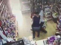 Kavonozla Saldırıdan Kurtulan Kadın Market Çalışanı