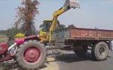 Kurtarılan Traktörün Bağımsızlığını İlan Etmesi