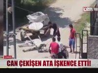 Yere Yığılan Ata Sopayla Vurmak - Adana