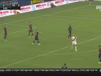 Zlatan Ibrahimovic'den İnsalık Dışı Vole Golü