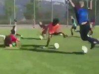 Çocuklardan Neymar'a Nazire