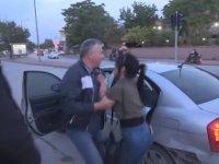 Aranması Olan Kızı Zorla Gözaltına Alan Polis!