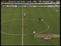Beşiktaş - Vajencia C.F.: 2-2 (03.12.1996)