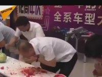 Işık Hızında Karpuz Yiyen Çinli Dayı