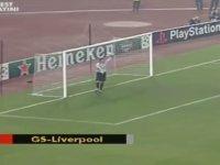 Galatasaray - Liverpool Şampiyonlar Ligi Maç Özeti (05/12/2006)